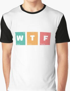 WTF #A026 Graphic T-Shirt