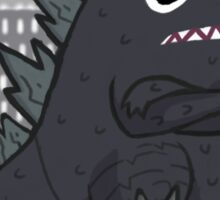 The Monster King Sticker