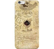 Mischief Managed! iPhone Case/Skin