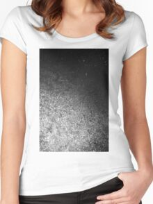DARK COSMOS Women's Fitted Scoop T-Shirt