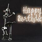Happy Birthday - Conductor by garigots