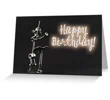 Happy Birthday - Conductor Greeting Card