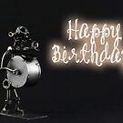 Happy Birthday - Drummer by garigots