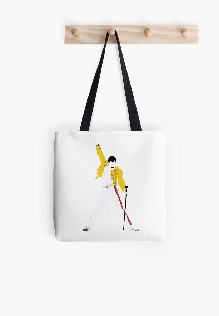 Freddie Mercury Minimal Design by Posteritty