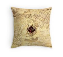 Mischief Managed! Throw Pillow