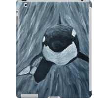 Orca coming - Orca kommt iPad Case/Skin
