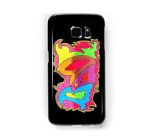 BAMF graffiti style Samsung Galaxy Case/Skin