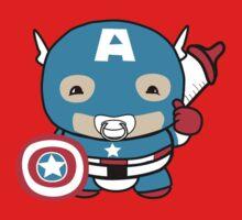 Littlest Avenger Kids Tee