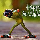 Happy Birthday - Photographer 02 by garigots