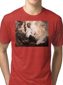 Still Standing Tri-blend T-Shirt
