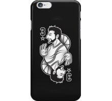King of Three : Mama Mia iPhone Case/Skin
