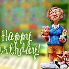 Happy Birthday - Preschool Teacher  by garigots