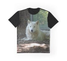 Adult Wolf Graphic T-Shirt