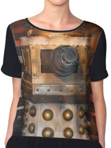 Be a Special Weapons Dalek.... Chiffon Top