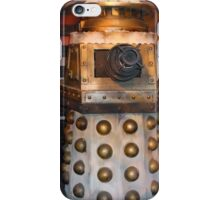 Be a Special Weapons Dalek.... iPhone Case/Skin