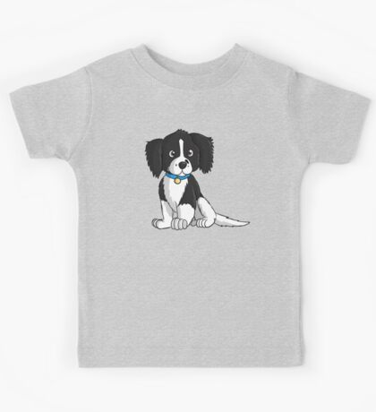 English Springer Spaniel Puppy Kids Tee