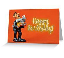 Happy Birthday - Secretary / Receptionist 02 Greeting Card