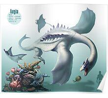 Lugia Poster