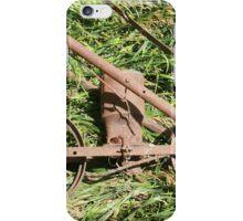 Vintage Corn Planter iPhone Case/Skin