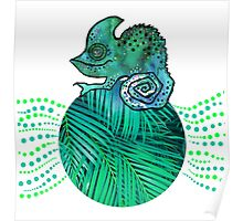 chameleon world Poster