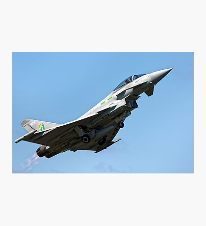 RAF Eurofighter EF-2000 Typhoon Photographic Print
