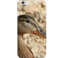 Duck Head iPhone Case/Skin