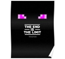 The End is The Limit - German Survivals Minecraft UPDATE Poster