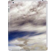 Storm brewing at Culloden iPad Case/Skin