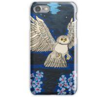 """Snow Owl..."" iPhone Case/Skin"