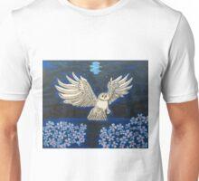 """Snow Owl..."" Unisex T-Shirt"