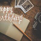Happy Birthday - Traveller 02 by garigots
