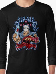 House of Splatter (Blue Edition) T-Shirt