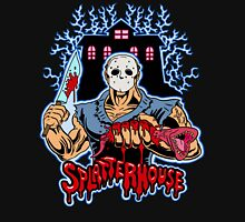 House of Splatter (Blue Edition) Unisex T-Shirt