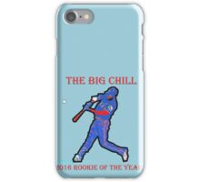 2016 rookie of the year nomar mazara iPhone Case/Skin