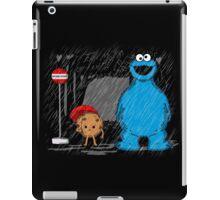 My neighbor cookie monster iPad Case/Skin