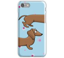 Dachshund 360 iPhone Case/Skin