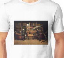 Alien vs Predator Chess  Unisex T-Shirt