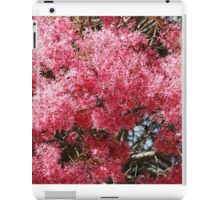 Tree With Purple Blossoms iPad Case/Skin
