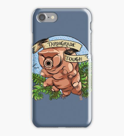 Tardigrade Tough Crest iPhone Case/Skin