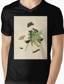 Surinaamsche vlinders  naar het leven geteekend Papillons de Surinam dessinés d'après nature Jan Sepp 1852 049 Moths Butterflies T-Shirt