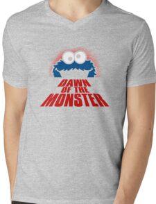 Dawn of the monster  Mens V-Neck T-Shirt