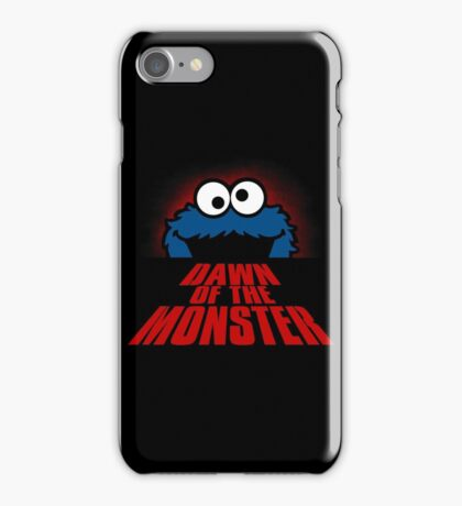 Dawn of the monster  iPhone Case/Skin