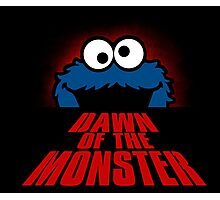 Dawn of the monster  Photographic Print