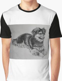 A Little Boys' Best Friend Graphic T-Shirt