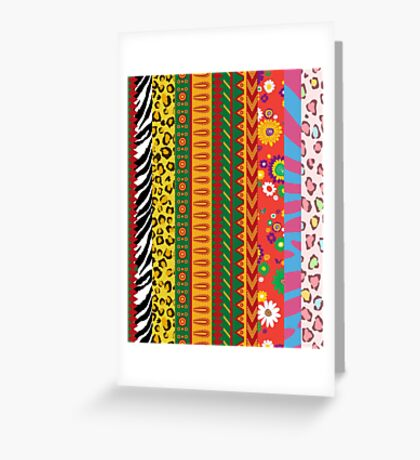 Fashion Killa Greeting Card