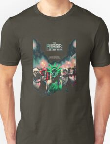 The Purge Election Year foor one night only Unisex T-Shirt