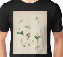 The botany of the Antarctic voyage of H M  discovery ships Erebus and Terror in the Years 1839 1843 Joseph Dalton Hooker V1 112 Unisex T-Shirt