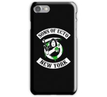 Sons Of Ecto iPhone Case/Skin