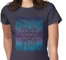 Electro Dreaming Womens Fitted T-Shirt