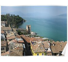 Sirmione The Beautiful Poster